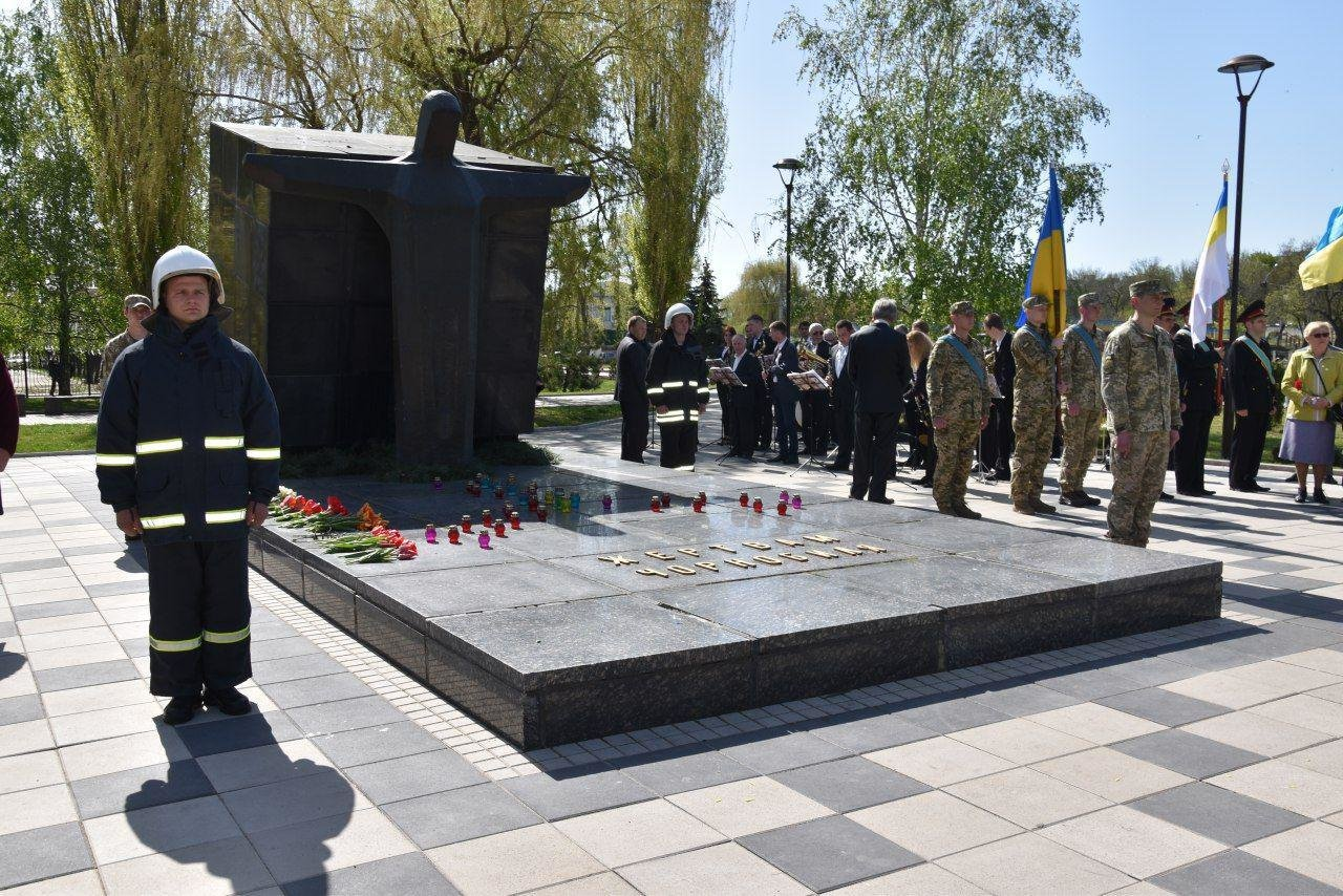 У Кропивницькому вшанували пам'ять ліквідаторів Чорнобильcької катаcтрофи (ФОТО), фото-9