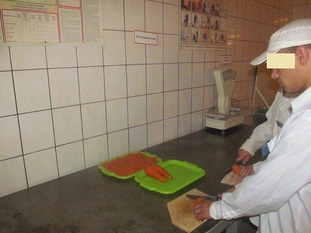 У Кропивницькій виправній колонії проведено контрольне приготовуння їжі , фото-1
