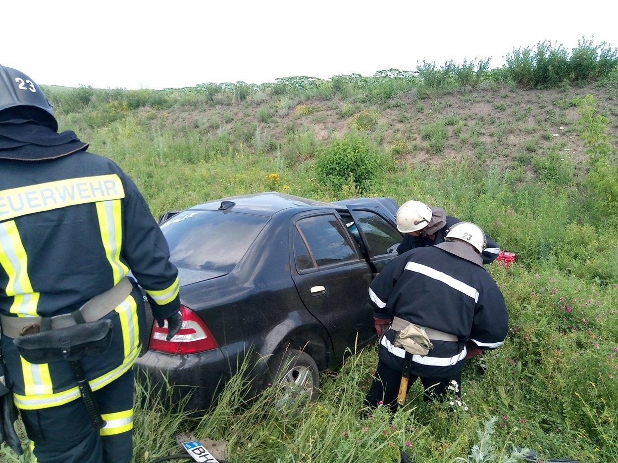 Маловисківський район: рятувальники залучалися до ліквідації наслідків ДТП (ФТО), фото-1