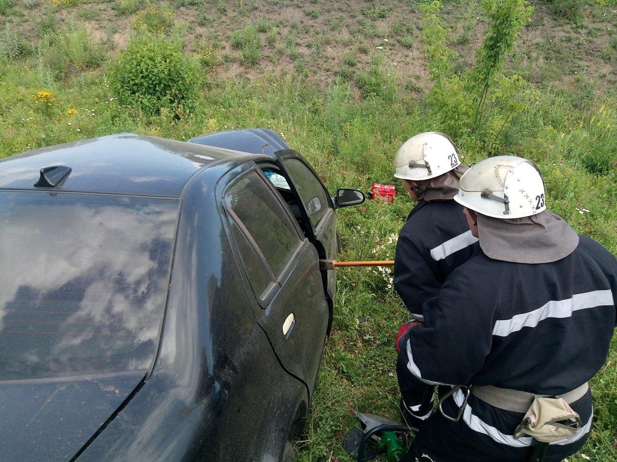 Маловисківський район: рятувальники залучалися до ліквідації наслідків ДТП (ФТО), фото-2