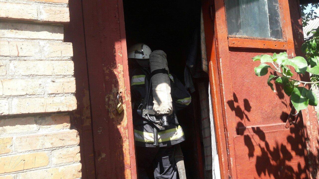 Кіровоградська область: на вихідних вогнеборці загасили 4 пожежі у житловому секторі та 3 займання сухої трави і сміття (ФОТО), фото-3