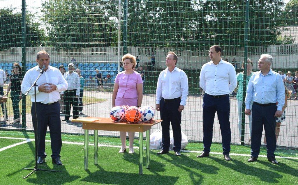 В Голованіську відкрили сучасне спортивне поле (ФОТО), фото-3