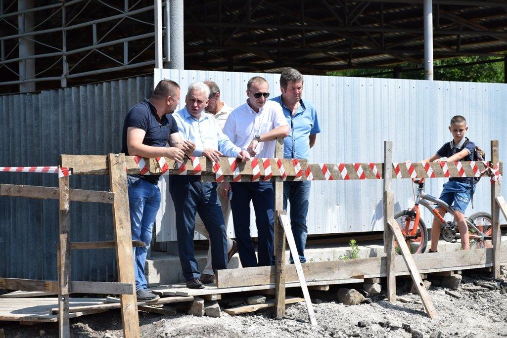 В Благовіщенську розпочали реконструкцію дамби (ФОТО), фото-8