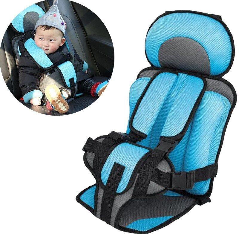 Надійне і економне рішення, коли в авто дитина - бескаркасне крісло SafeBelt, фото-1