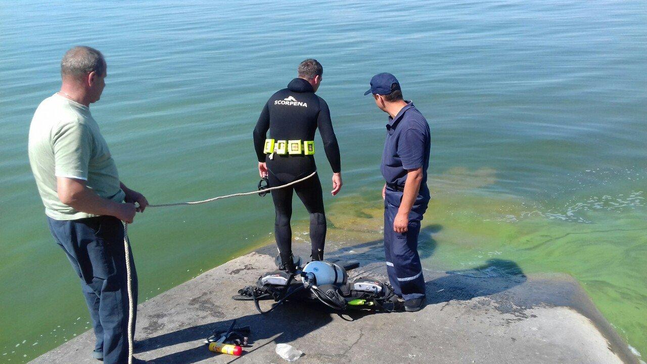 На Кіровоградщині дістали тіло рибалки з Кременчуцького водосховища (ФОТО), фото-2