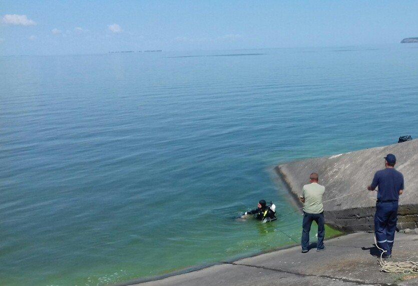 На Кіровоградщині дістали тіло рибалки з Кременчуцького водосховища (ФОТО), фото-3