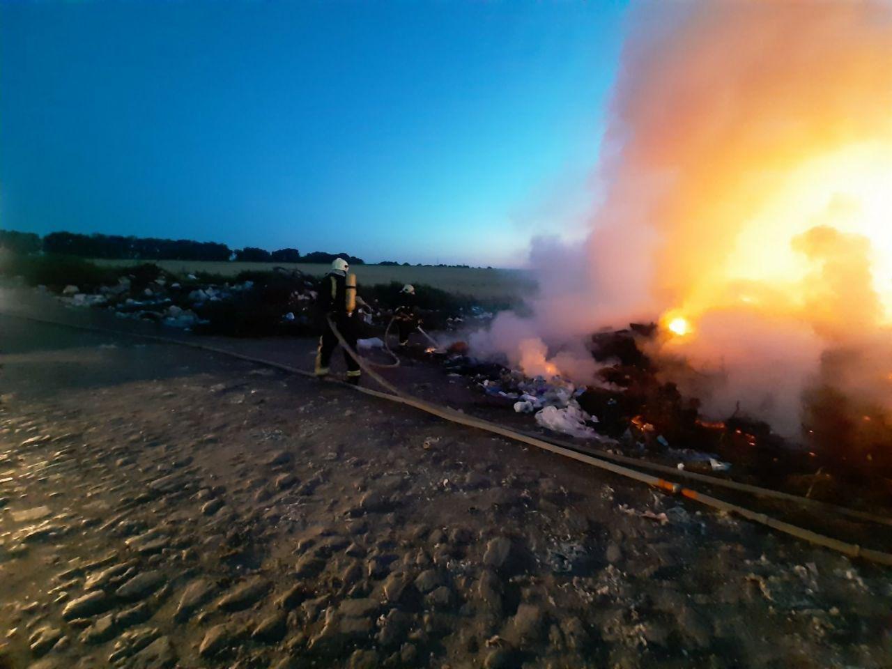 Кіровоградська область: рятувальники приборкали 8 пожеж різного характеру, фото-2