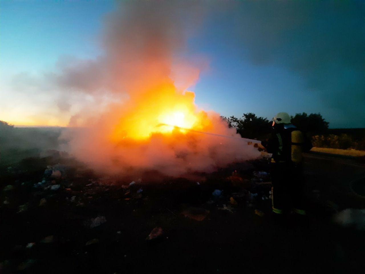 Кіровоградська область: рятувальники приборкали 8 пожеж різного характеру, фото-3