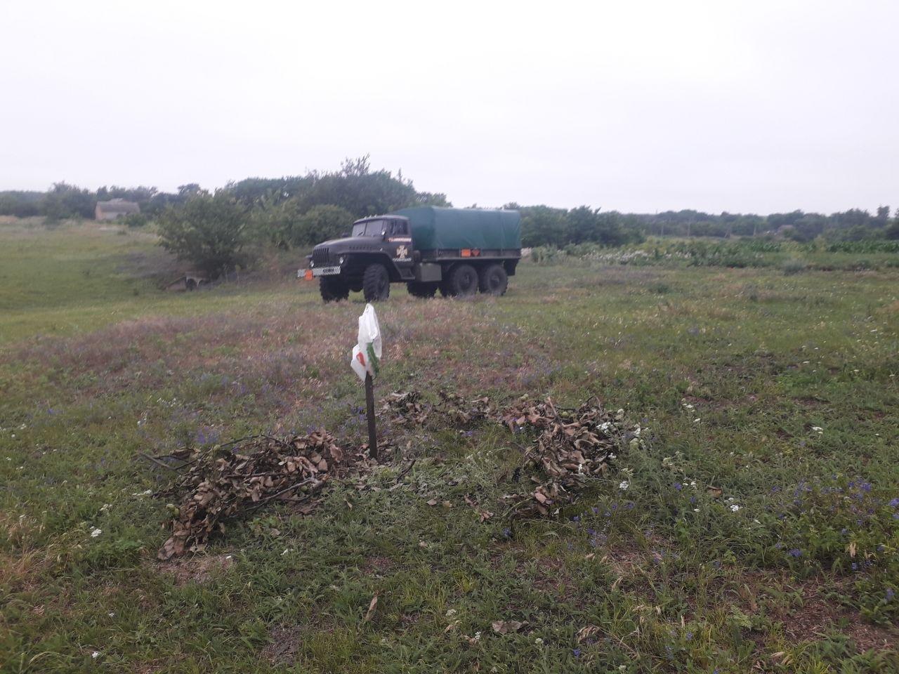 Кіровоградщина: сапери знищили дві міни часів Другої світової війни (ФОТО), фото-6