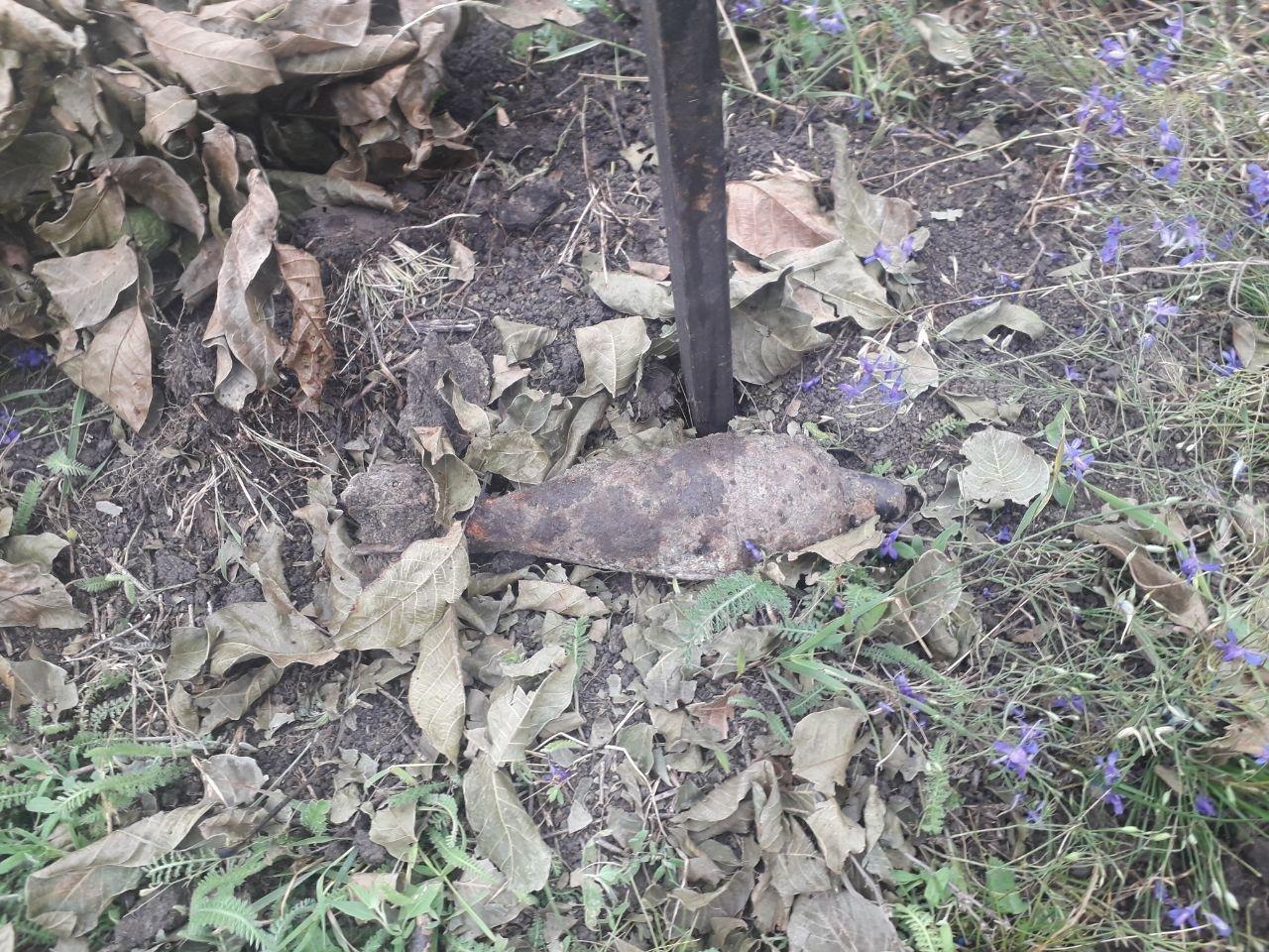 Кіровоградщина: сапери знищили дві міни часів Другої світової війни (ФОТО), фото-7