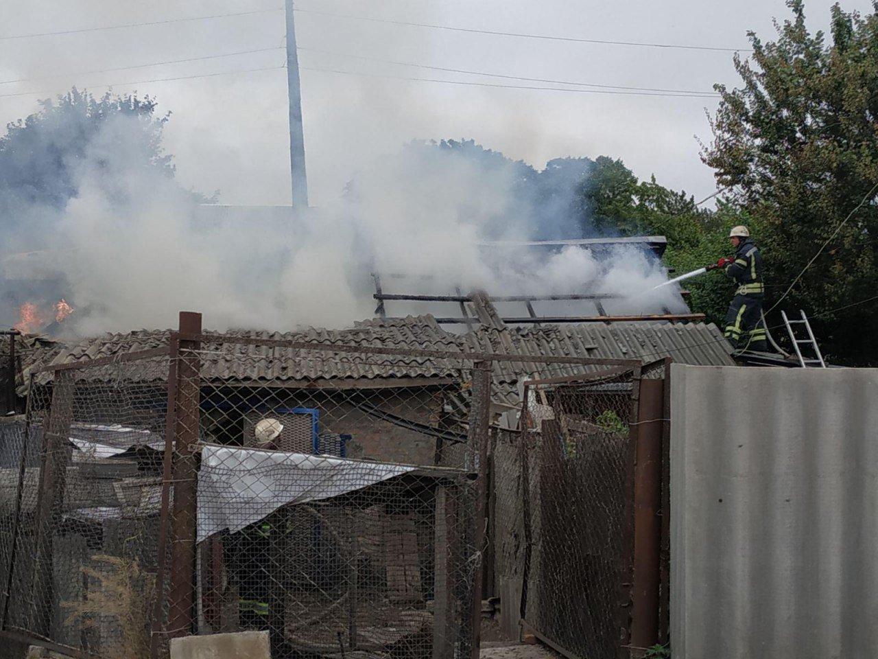Кіровоградська область: рятувальники загасили дві пожежі у житловому секторі (ФОТО), фото-2