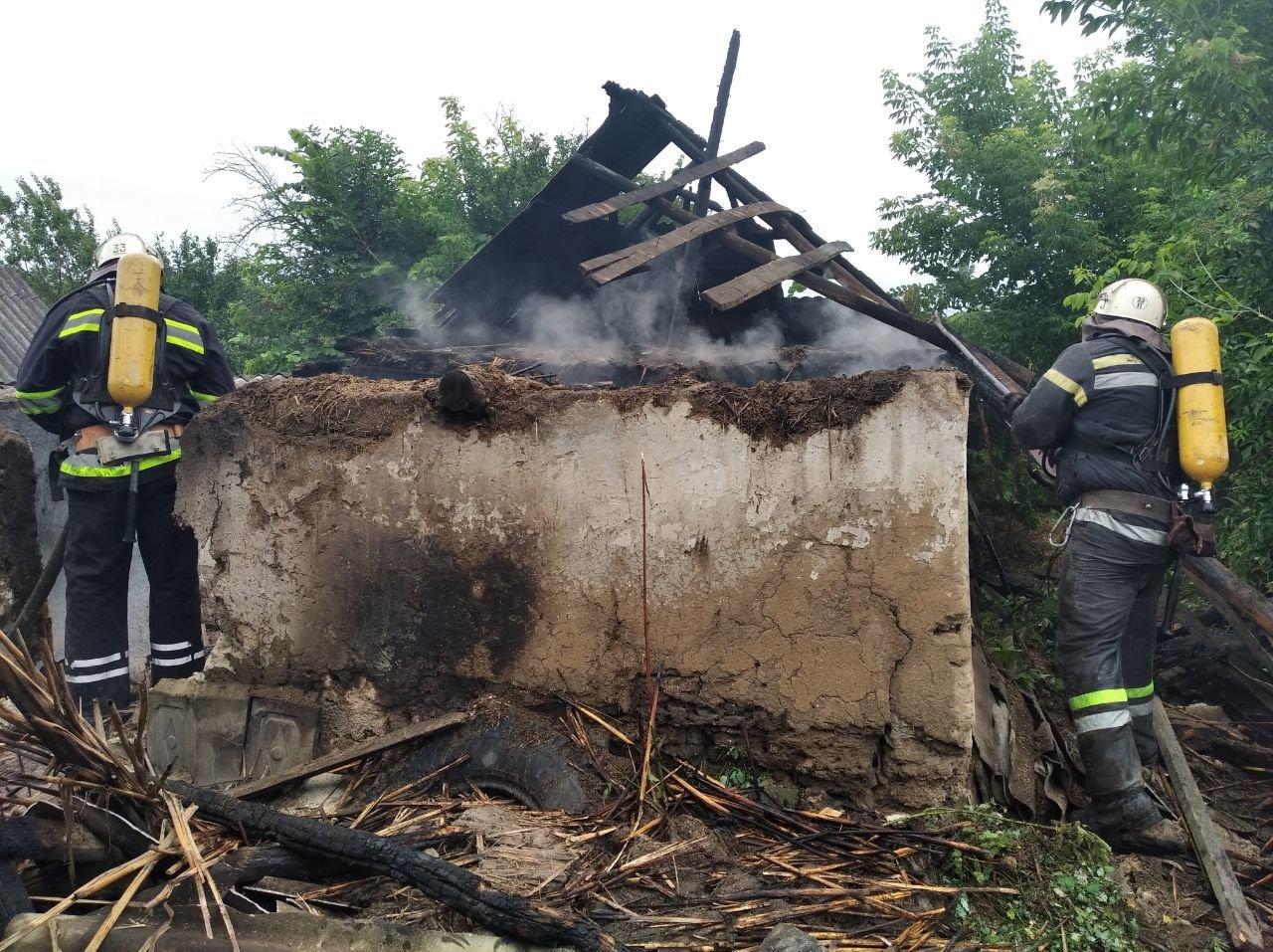 Кіровоградська область: рятувальники загасили дві пожежі у житловому секторі (ФОТО), фото-3