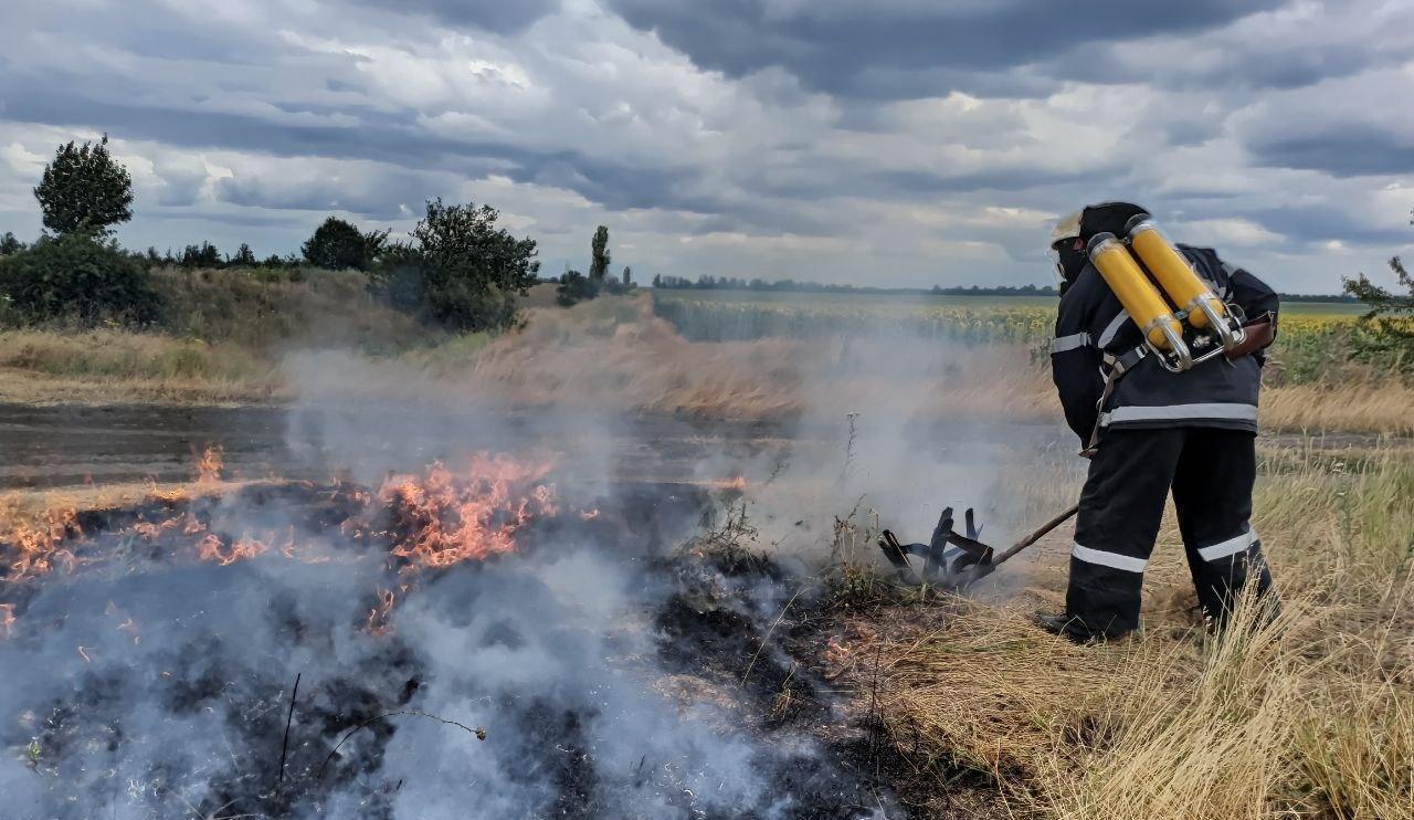 Кіровоградська область: рятувальники приборкали 4 пожежі різного характеру (ФОТО), фото-2