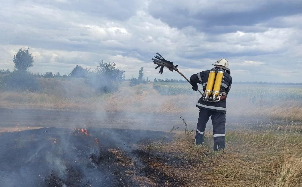 Кіровоградська область: рятувальники приборкали 4 пожежі різного характеру (ФОТО), фото-3