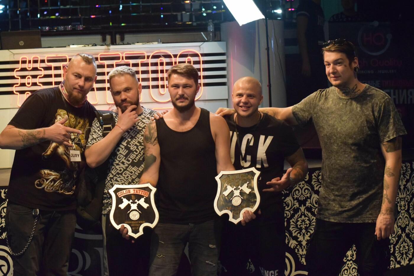 Масштабний тату-фест із топовимі майстрами зі всієї України, фото-8