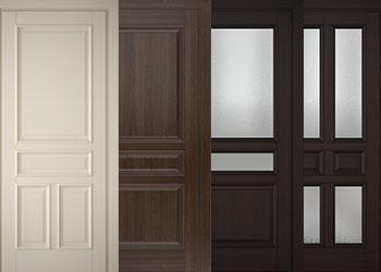 двери фото из дерева