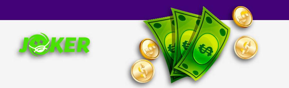 Бонусы за пополнение депозита от Джокер Вин