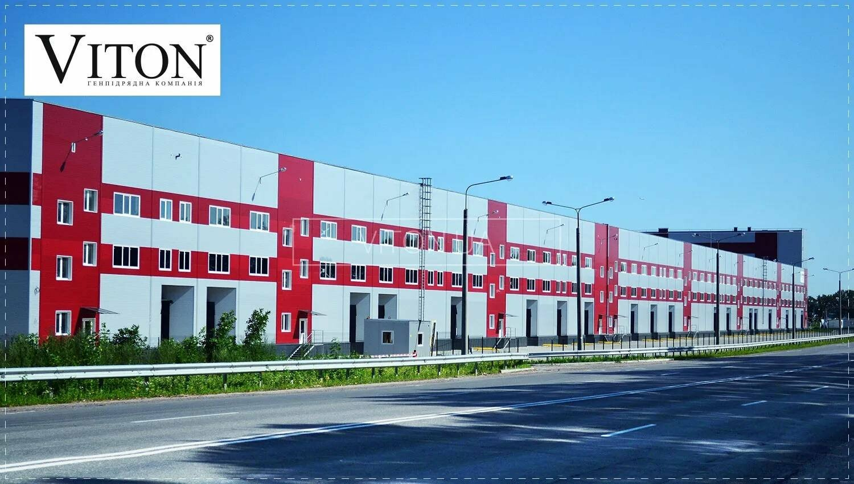 Viton - быстровозводимые здания